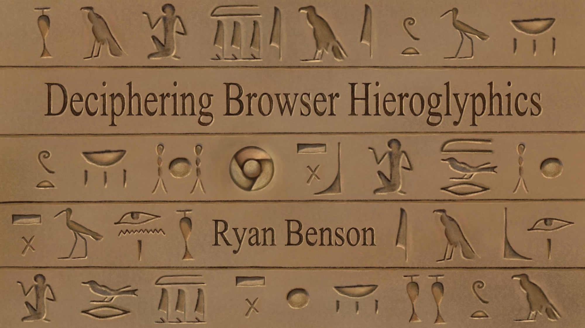 Deciphering Browser Hieroglyphics: Intro (Part 1)